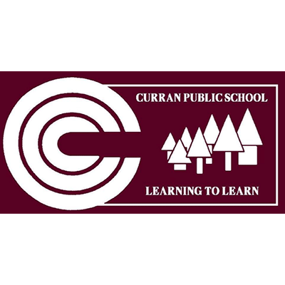 Curran Public School logo